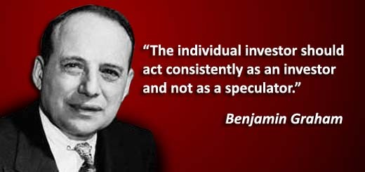 Numarul lui Benjamin Graham in indexul BET de la BVB. Value Investing.
