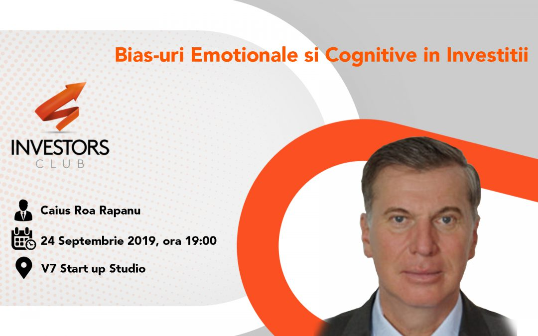 Bias-uri Cognitive si Emotionale in Investitii