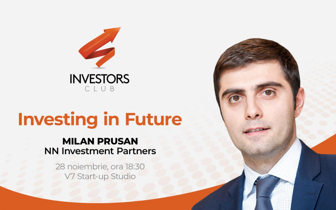 Investitii din viitor [Investors Meet-up]