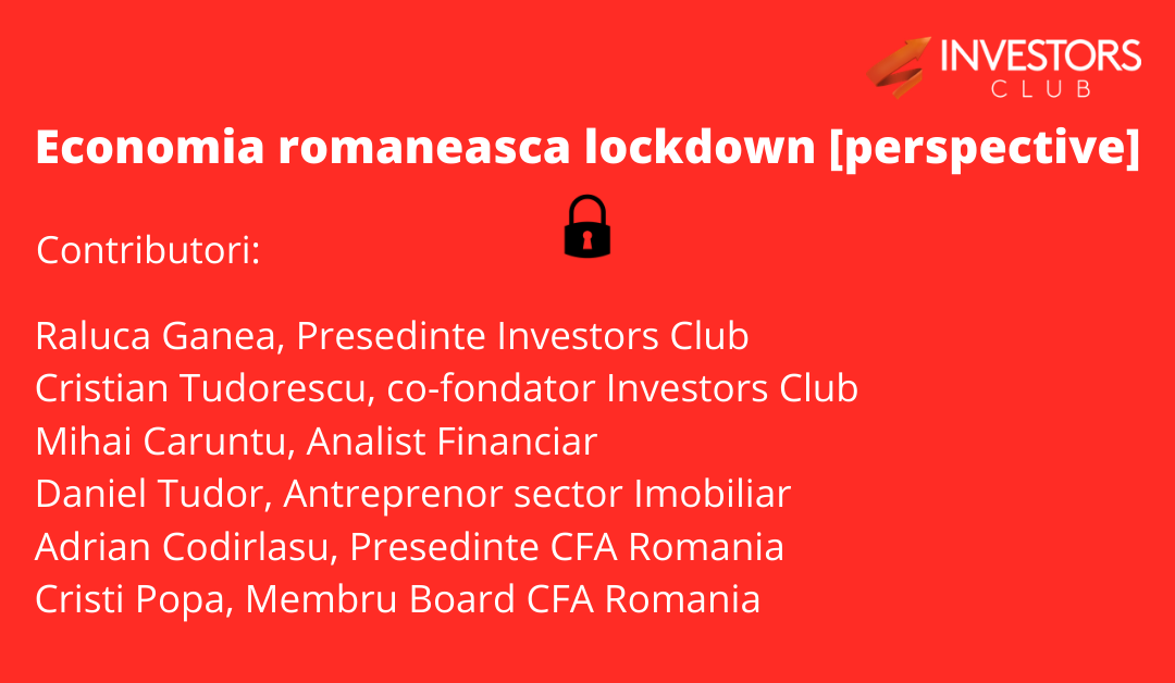 economia romaneasca in lockdown [perspective]